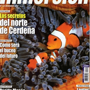 Los secretos del norte de Cerdeña (Revista Inmersion - La revista practica de buceo)